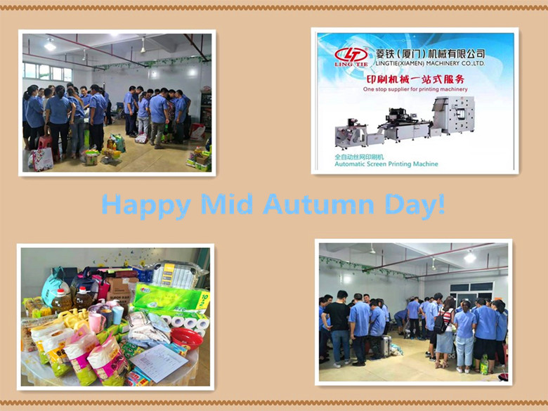 Happy Mid Autumn Day for Lingtie family
